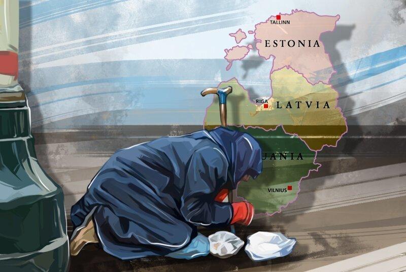 В Прибалтике остановлена работа торгпредств России