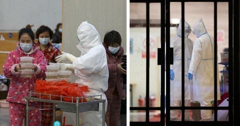 В Ухане опустела первая из развернутых для борьбы с коронавирусом больниц