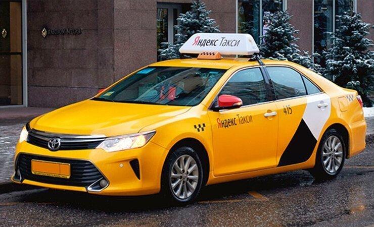 "Призрак ""Чёрного зеркала"" в виде рейтинга над пассажирами Яндекс.Такси"
