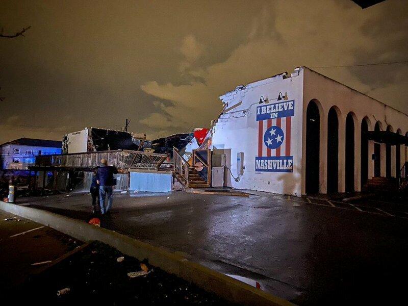 В Америке торнадо забрал жизни 22 человек