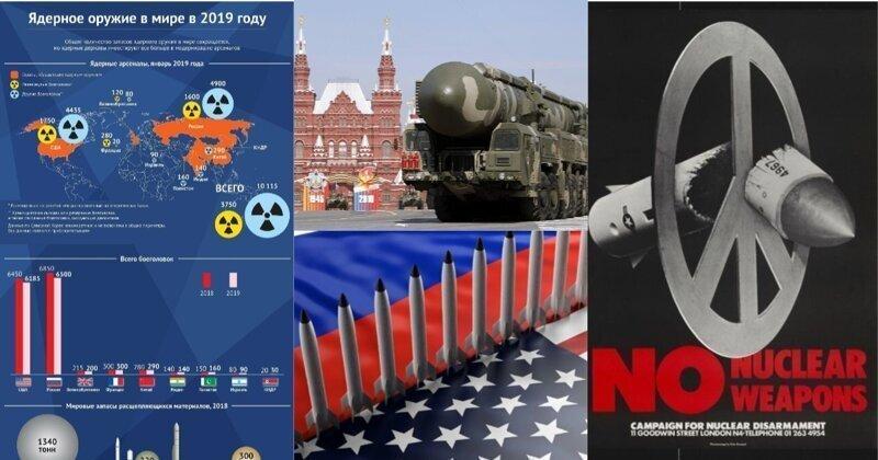 Ядерное вооружение России: к юбилею Договора