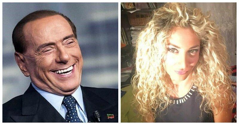 Берлускони оставил 34-летнюю любовницу и завёл другую, на 54 года младше себя