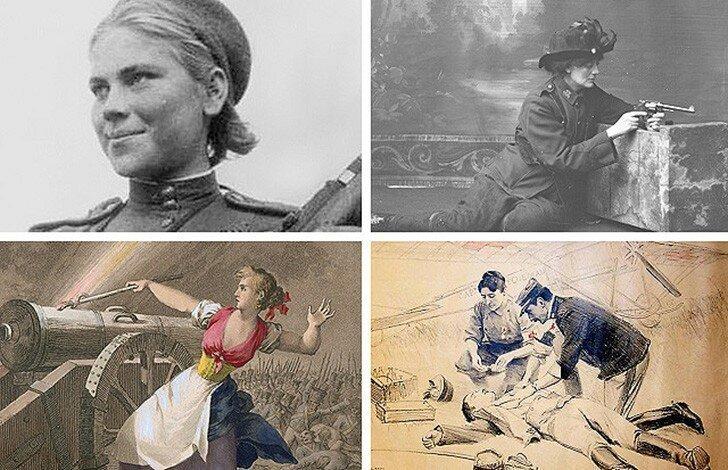 11 женщин-воинов, незаслуженно забытых историей