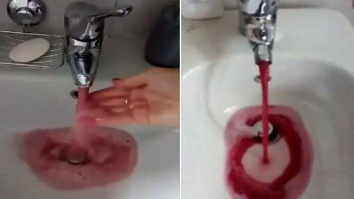 В Италии из кранов вместо воды потекло вино