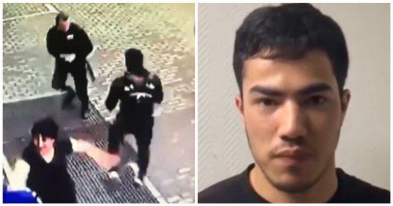 Мигрант пырнул ножом охранника торгового центра в Москве