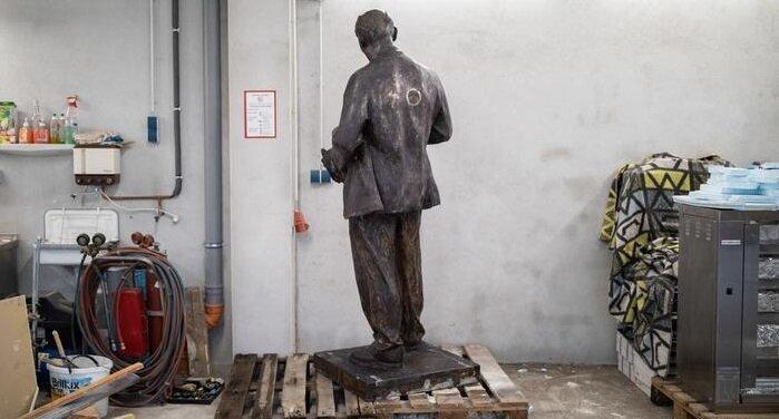 Памятник Ленину решили поставить в Западной Германии