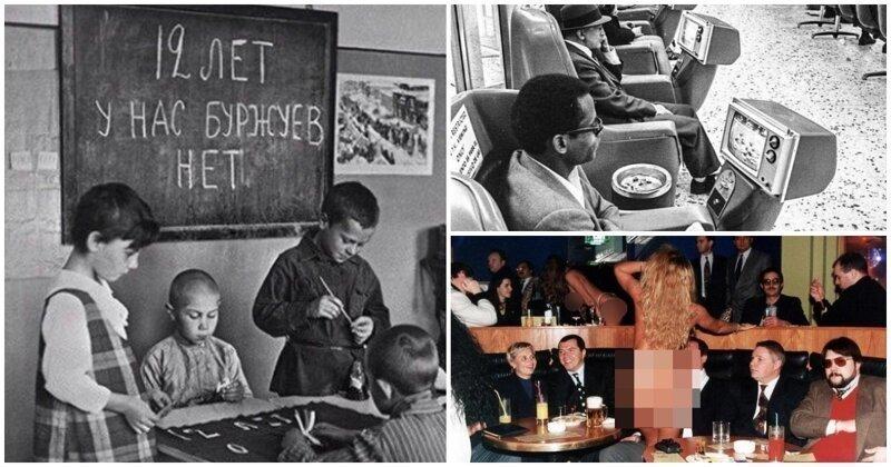 20 интересных фото из прошлого, проливающих свет на историю, которые стоит увидеть каждому