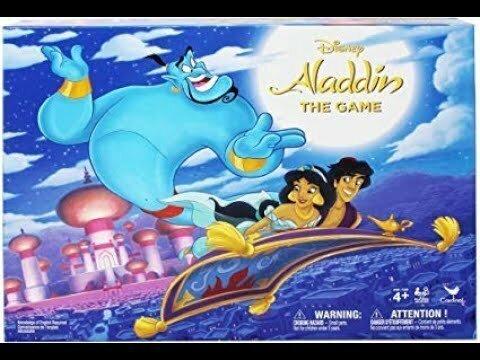 Aladdin - факты об игре