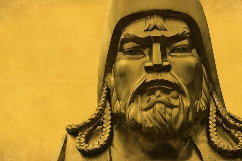 Какие фамилии носят в России потомки Чингисхана?