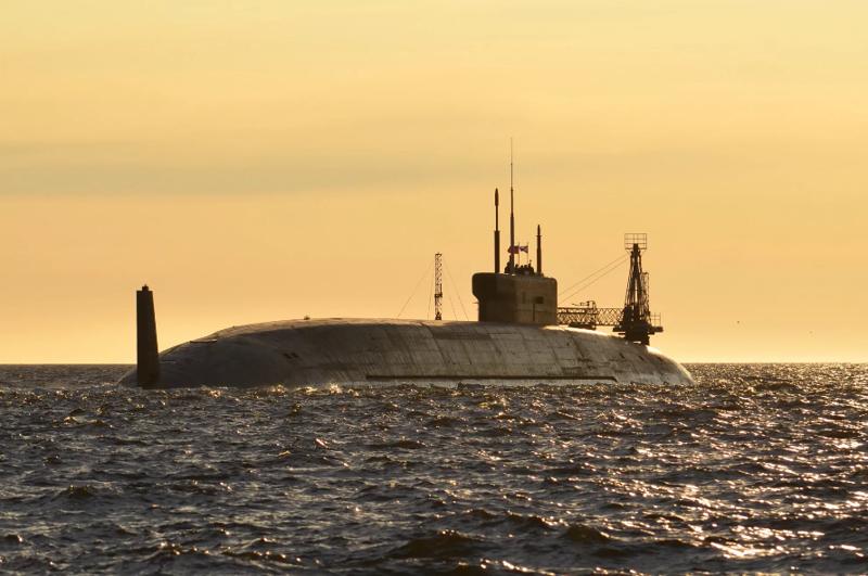 Тихая и с банькой: в США оценили новую подводную субмарину «Борей-А»