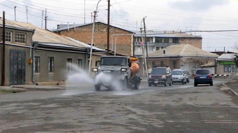 Мадам Катастрофф, или Как коронавирус пришел в Армению