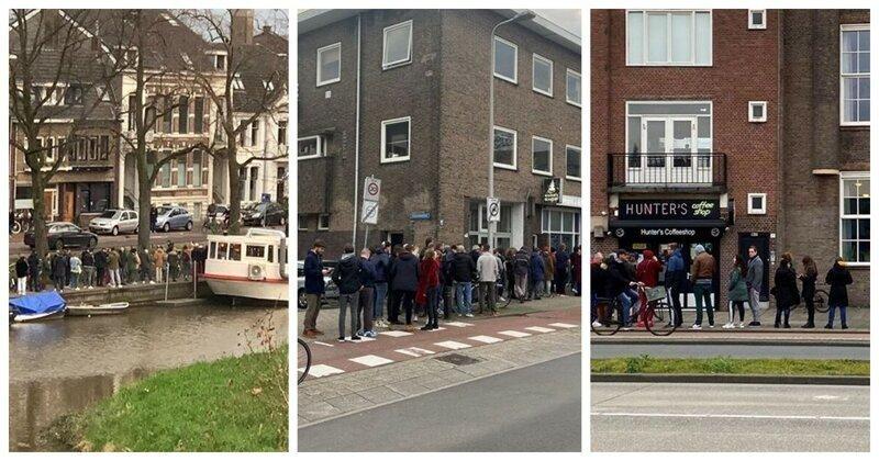 Нидерланды на измене: вот-вот закроют магазины с легализированной травкой!