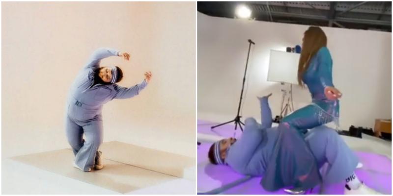 Толстячок из клипа Little Big опубликовал видео откровенного танца