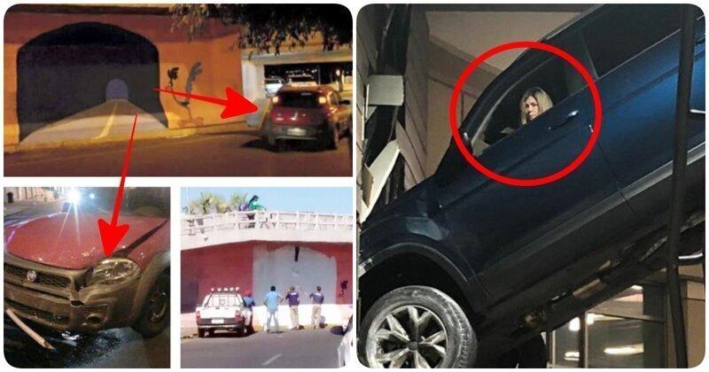 15 идиотских ДТП, случившихся по вине недалеких водителей