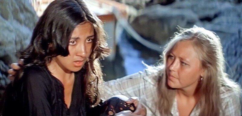 Актрисы из фильма «Пираты 20 века». Что с ними стало и как они сейчас выглядят