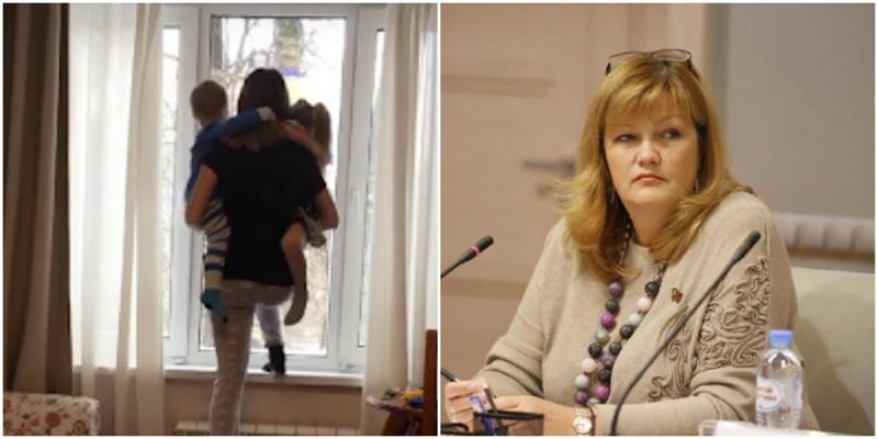 «Доигралась!»: блогершу Диденко заставили поговорить с детским омбудсменом