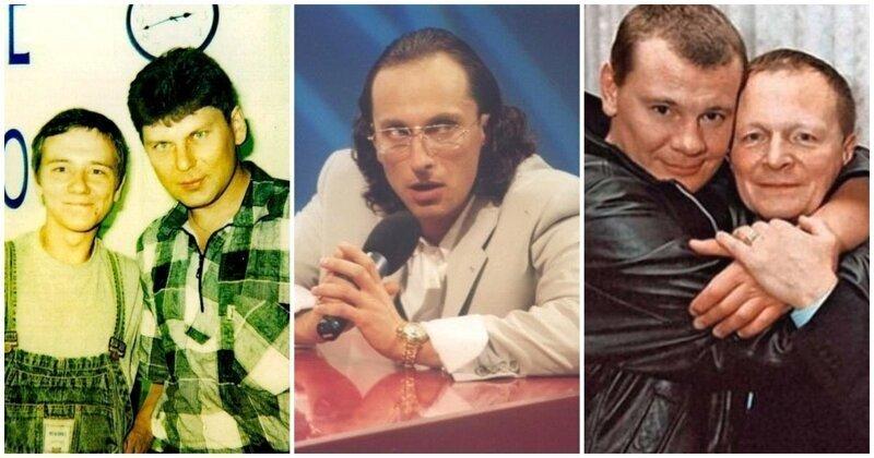 Как же молоды они были: раритетные фото отечественных звезд из 90-х