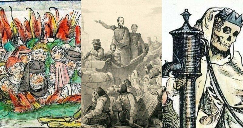 8 фактов о карантине и эпидемиях