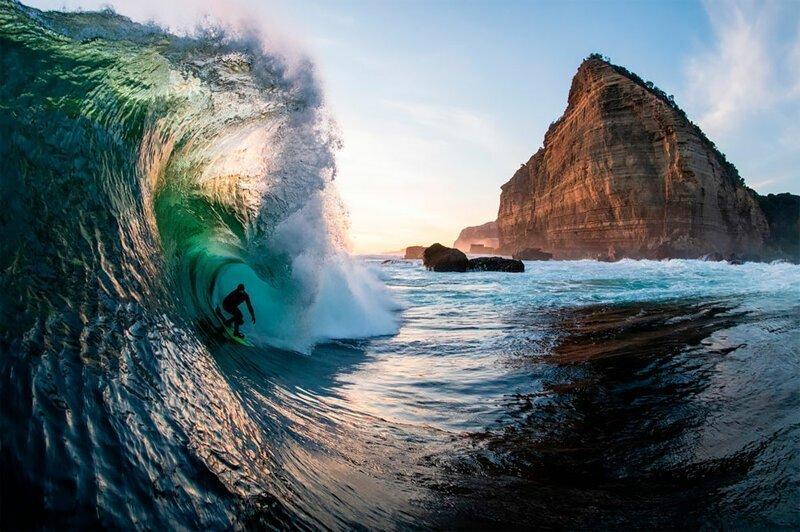 Победители конкурса Nikon Surf Photography Awards 2020