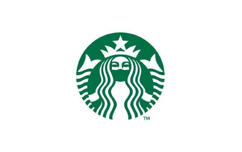 Дизайнер приспособил известные логотипы к эпохе коронавируса