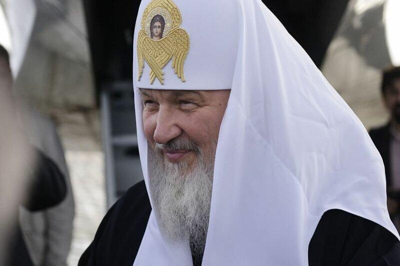РПЦ против вируса: патриарх Кирилл утвердил новые молитвы