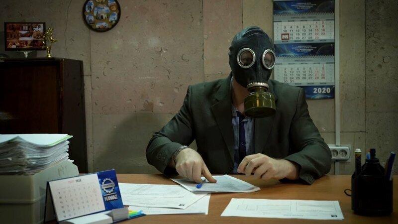 Профилактика вирусных инфекций и ОРВИ — ролик Литейного завода «КАМАЗа»