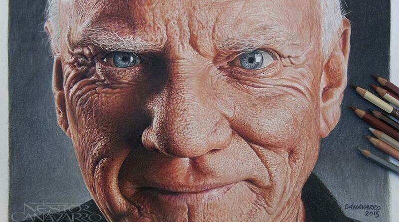 Это не фотография: 15 потрясающих портрета в гиперреалистичной манере