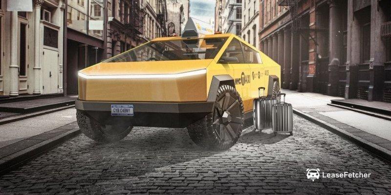 Tesla Cybertruck на службе: от скорой помощи до полицейской машины