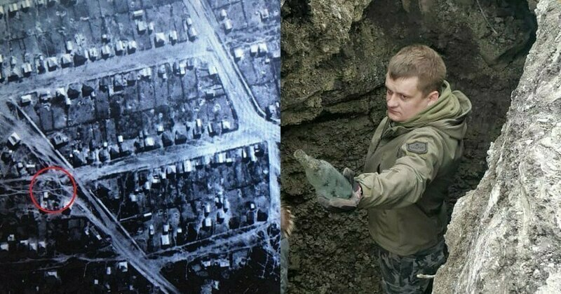 В Новороссийске найден фашистский бункер