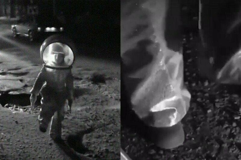 """В Перми сняли ролик """"Высадка на Луну"""""""