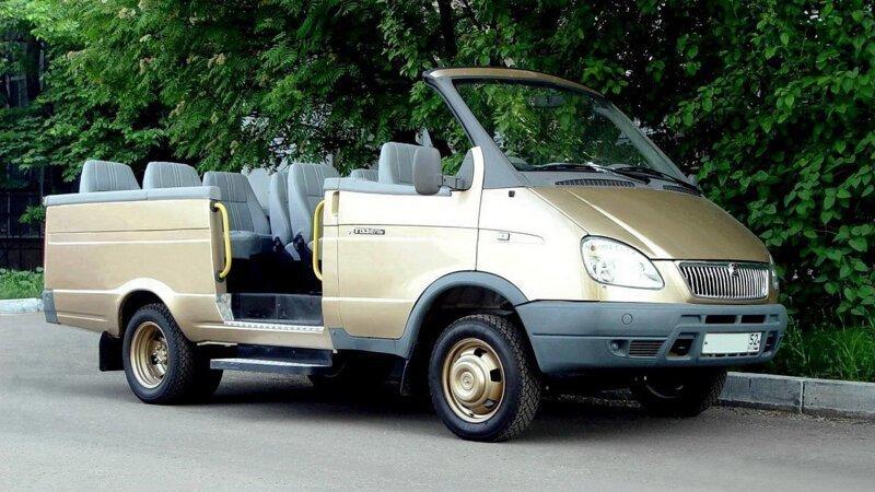 Чудные и дикие прототипы ГАЗов девяностых-двухтысячных