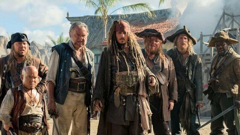 Перезагрузка «Пиратов Карибского моря» станет началом новой трилогии