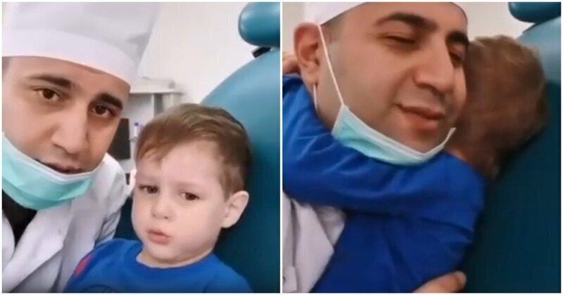 Самый добрый стоматолог