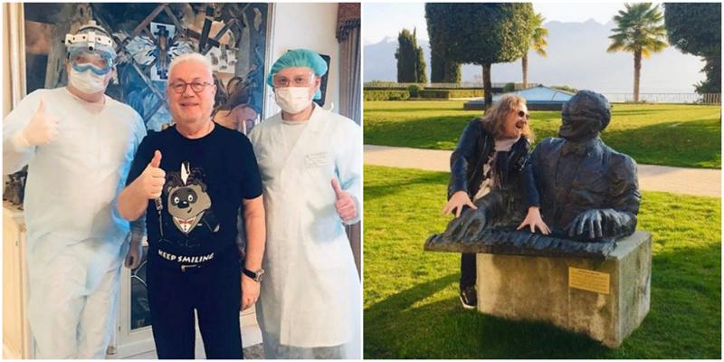 После вечеринки с Лещенко российские звёзды сдают тесты на коронавирус