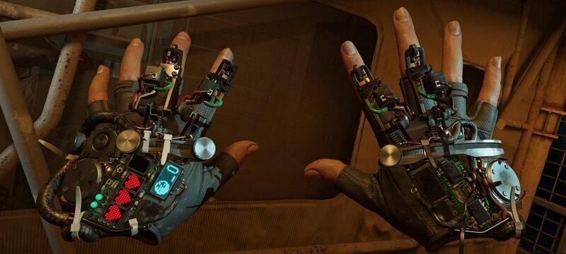 Игрок продемонстрировал свое мастерство жонглирования в новой VR-игре Half-Life: Alyx