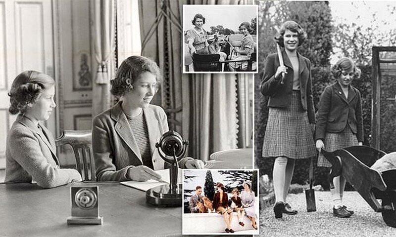 """""""Это напоминает мне 1940-й год"""": Елизавета II обратилась с речью к нации"""