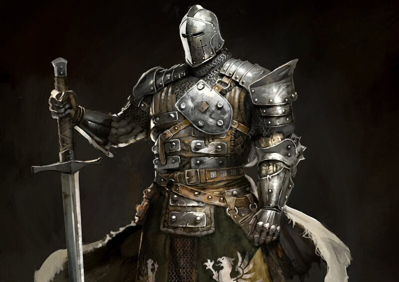 Мифические мечи в истории