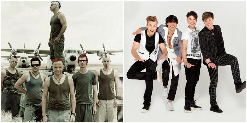 Как выяснилось, русские попсовые песни отлично совпадают с клипами Rammstein