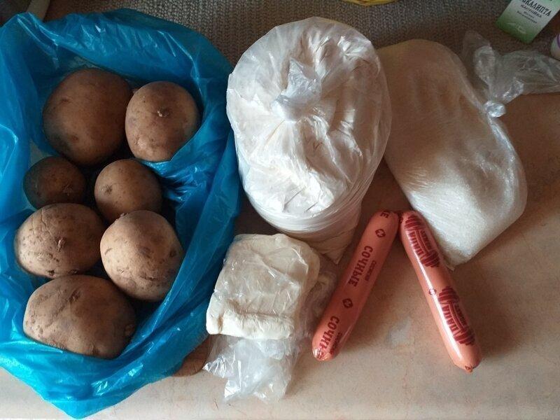 В Карелии детям-инвалидам на две недели выдали несколько картофелин и 2 сосиски