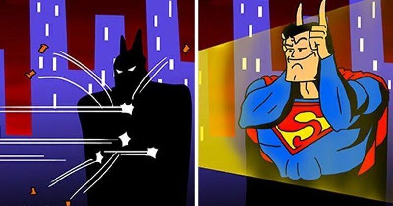 Обычная жизнь супергероев: комиксы Dragonarte