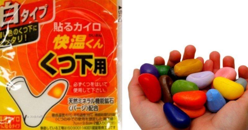 Несколько необычных идей для быта и здоровья, которые придумали в Японии