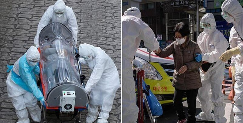 В Южной Корее выявили более 100 случаев рецидива коронавируса