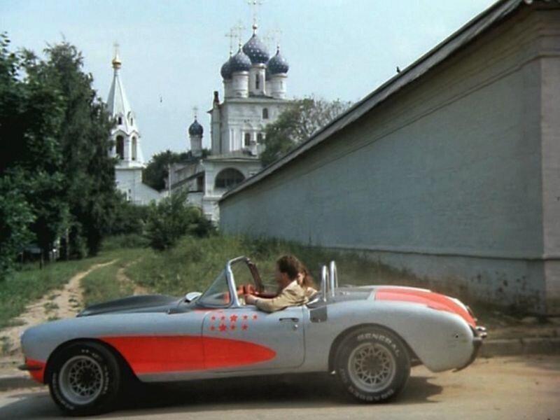 Самые необычные автомобили, которые снимались в советских фильмах