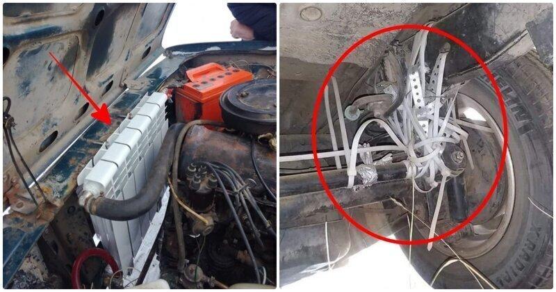 15 убойных случаев на СТО, которые поражают даже бывалых автомехаников
