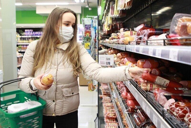 Почему растут цены на продукты?