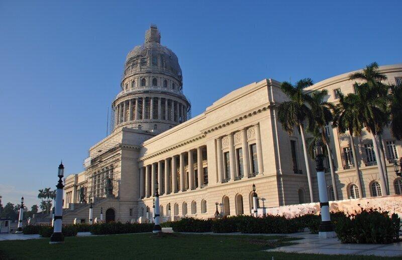Прогулка по Habana Centro