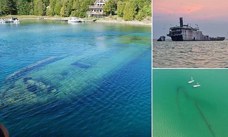 Великие кораблекрушения Великих Озер