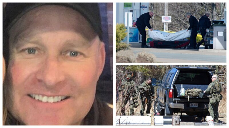 Массовая стрельба в Канаде: одетый в полицейскую форму стрелок убил 16 человек