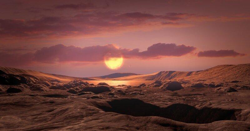 Обнаружена потенциально жизнепригодная планета земного типа