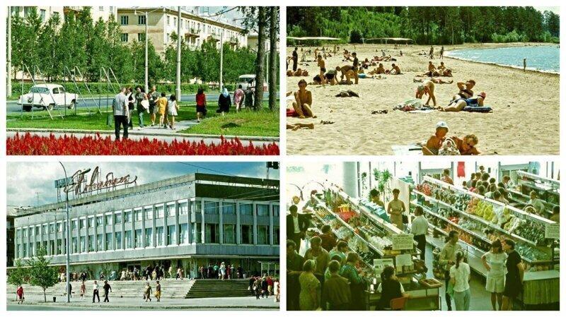 25 фотографий Новосибирска, начало 70-х годов
